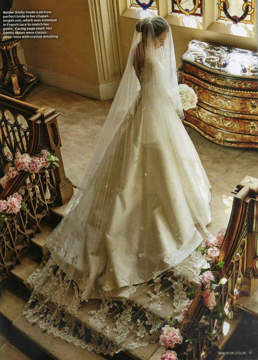 Emily MacDonagh Wedding Dress