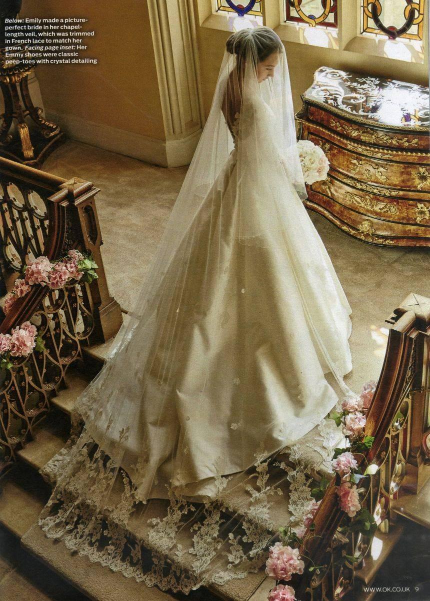 Emily MacDonagh Wedding Dress