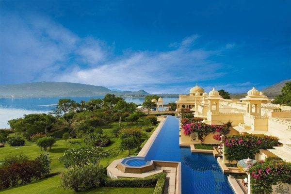 Palatial Resort In India