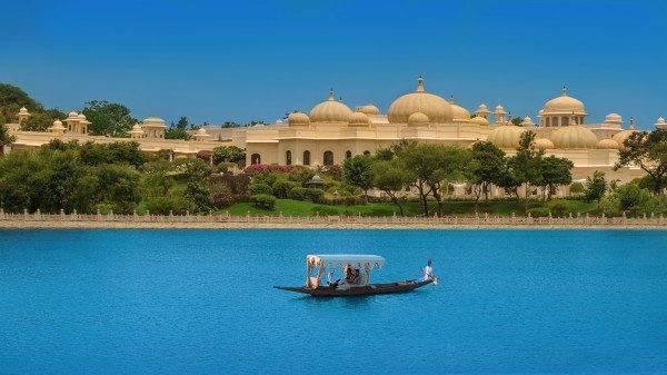 Palatial Resort In India