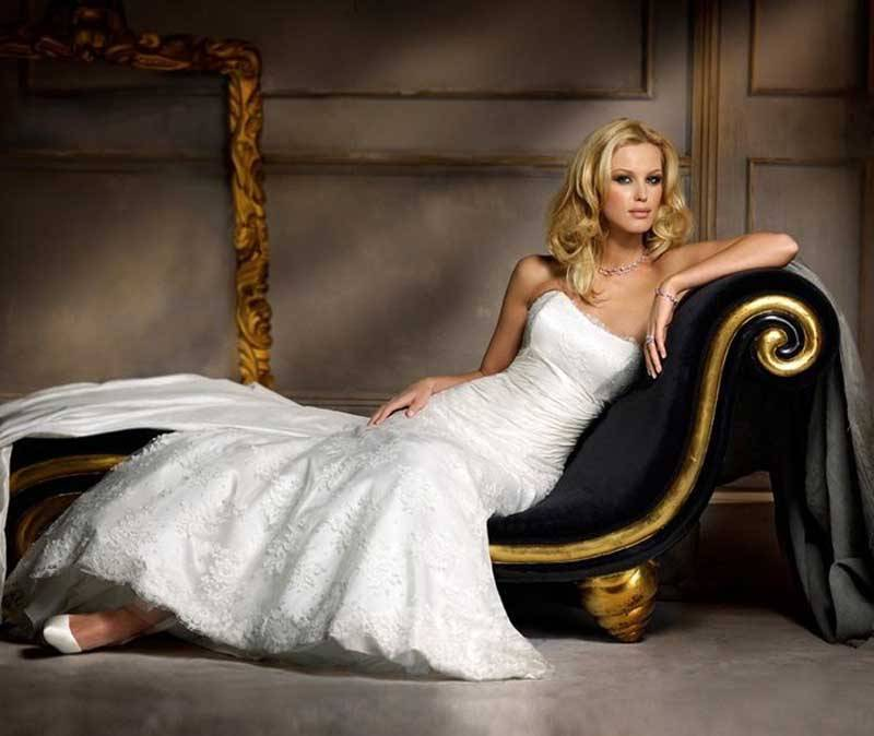 caroline castigliano - Top luxury wedding dress designers