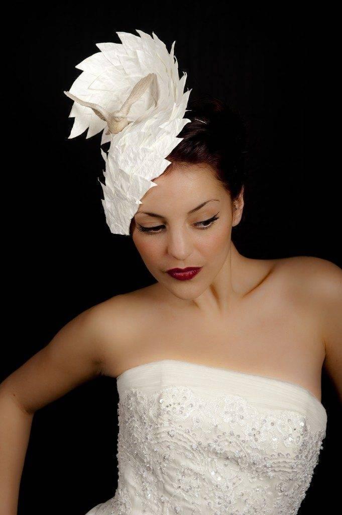 Bespoke Wedding Hats