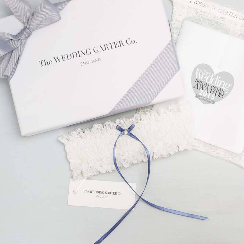 The Divine Detail… Discussing the little touches with the Wedding Garter Co.