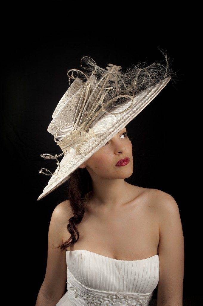 Bespoke Headpeices for weddings
