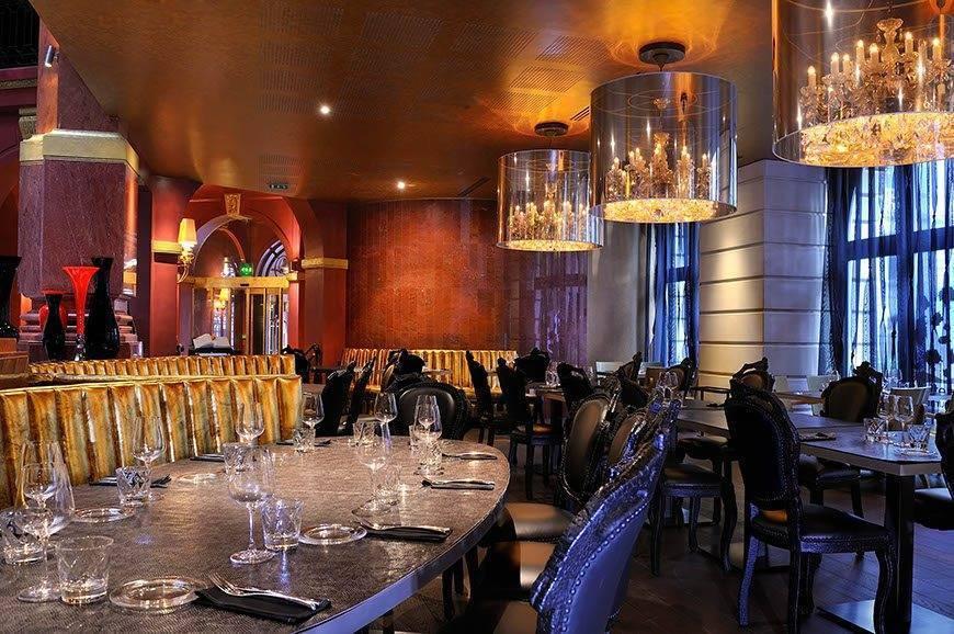 Banke Hotel Paris Restaurant