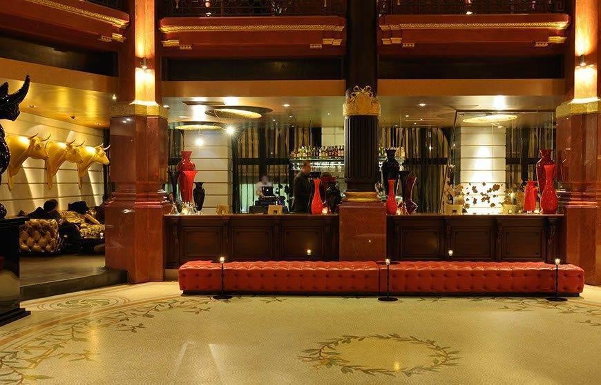 Banke Hotel Lobby Paris