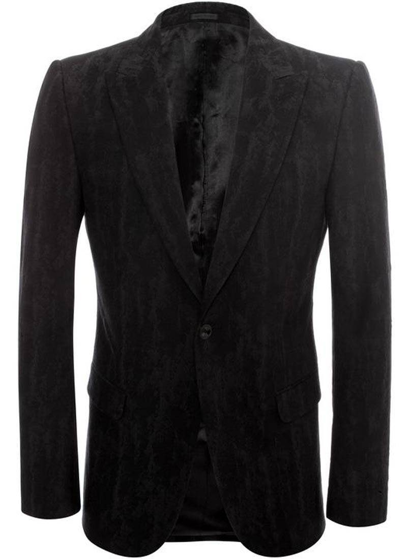 Alexander McQueen Jacket Groom - Plan A Wedding To Match Your Personality Part 2