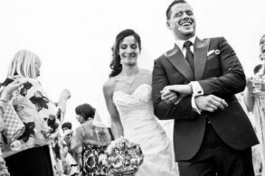 Real Wedding – Symbolic Ceremony and Rustic Banquet in Italy