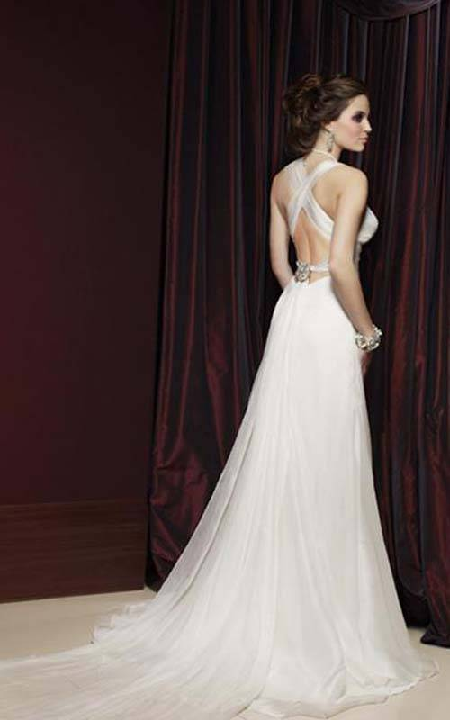 Caroline Castigliano Dress 31 - How The Rich Get Hitched