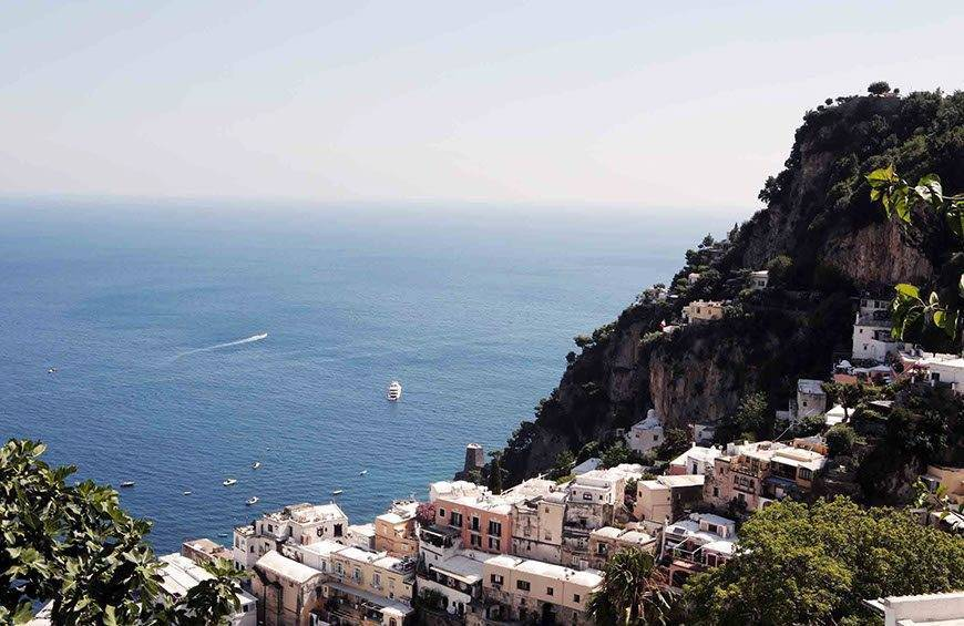 Destination Weddings On The Amalfi Coast Italy