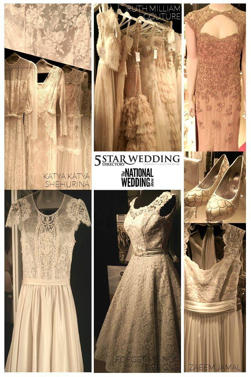 MOODBOARD 2 1 - A Day At The National Wedding Show London