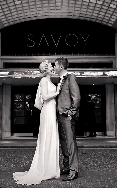 Savoy Wedding 11 - How The Rich Get Hitched