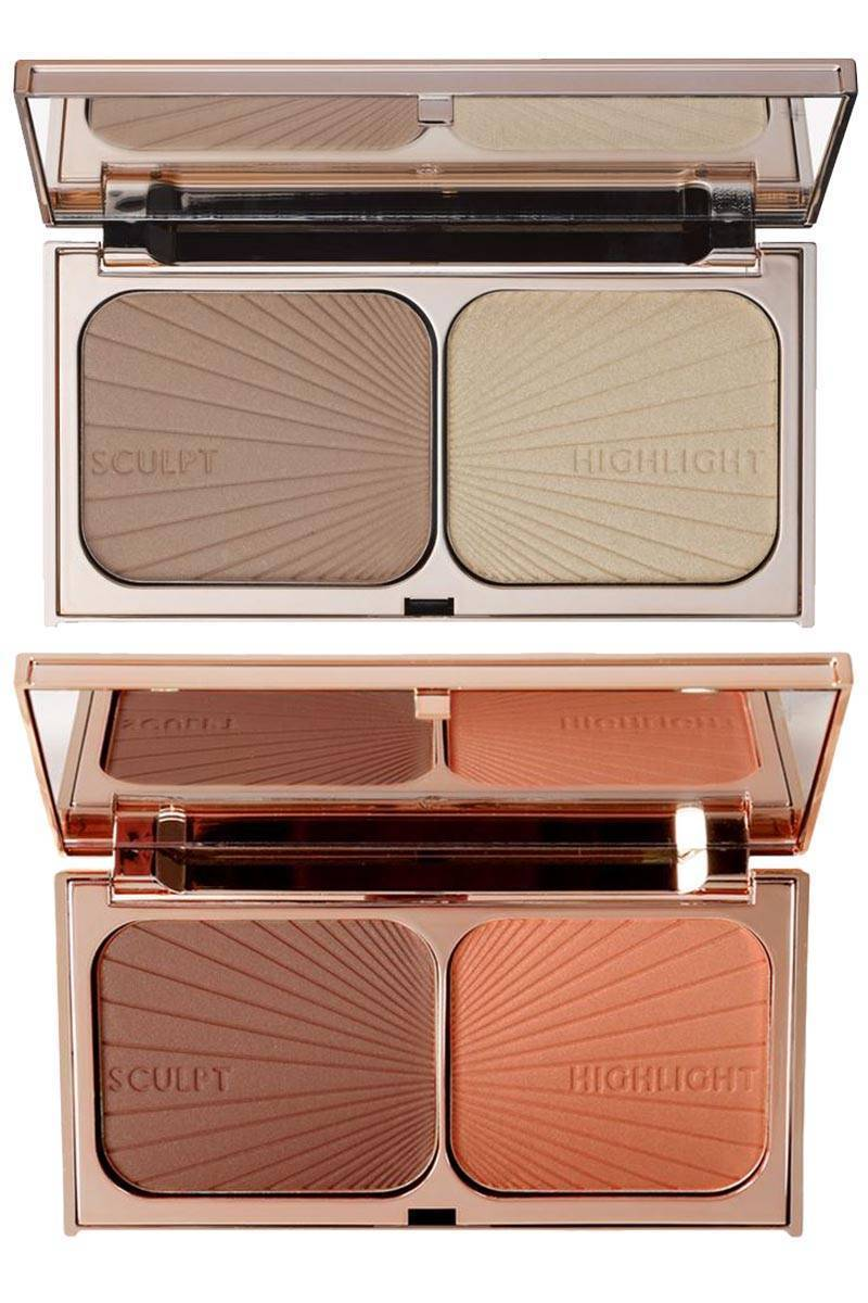 Sculpt and Highlight Palettes