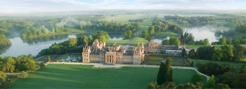 National Wedding Show Spotlight: Blenheim Palace