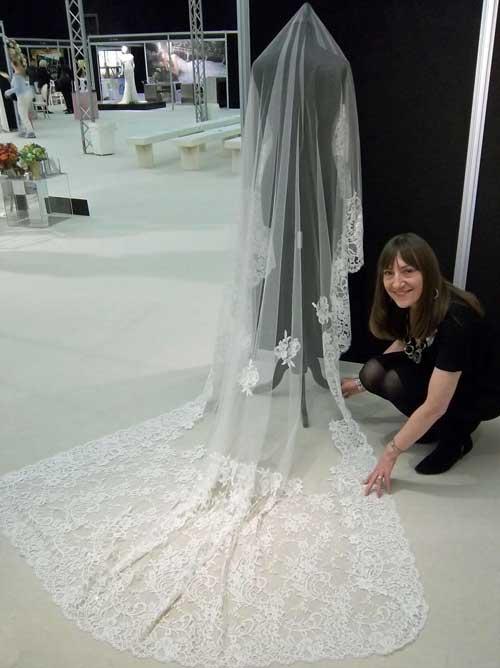 Anne Guise Wedding Veils