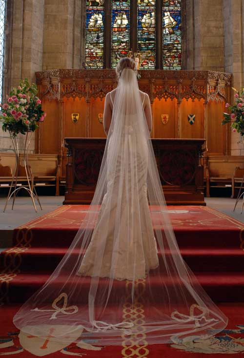 Ann Guise Wedding Veils