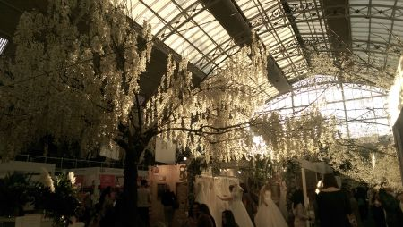 IMAG2845 450x254 - Sensorial Pleasures at Brides The Show