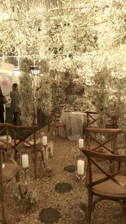 IMAG2846 254x450 - Sensorial Pleasures at Brides The Show