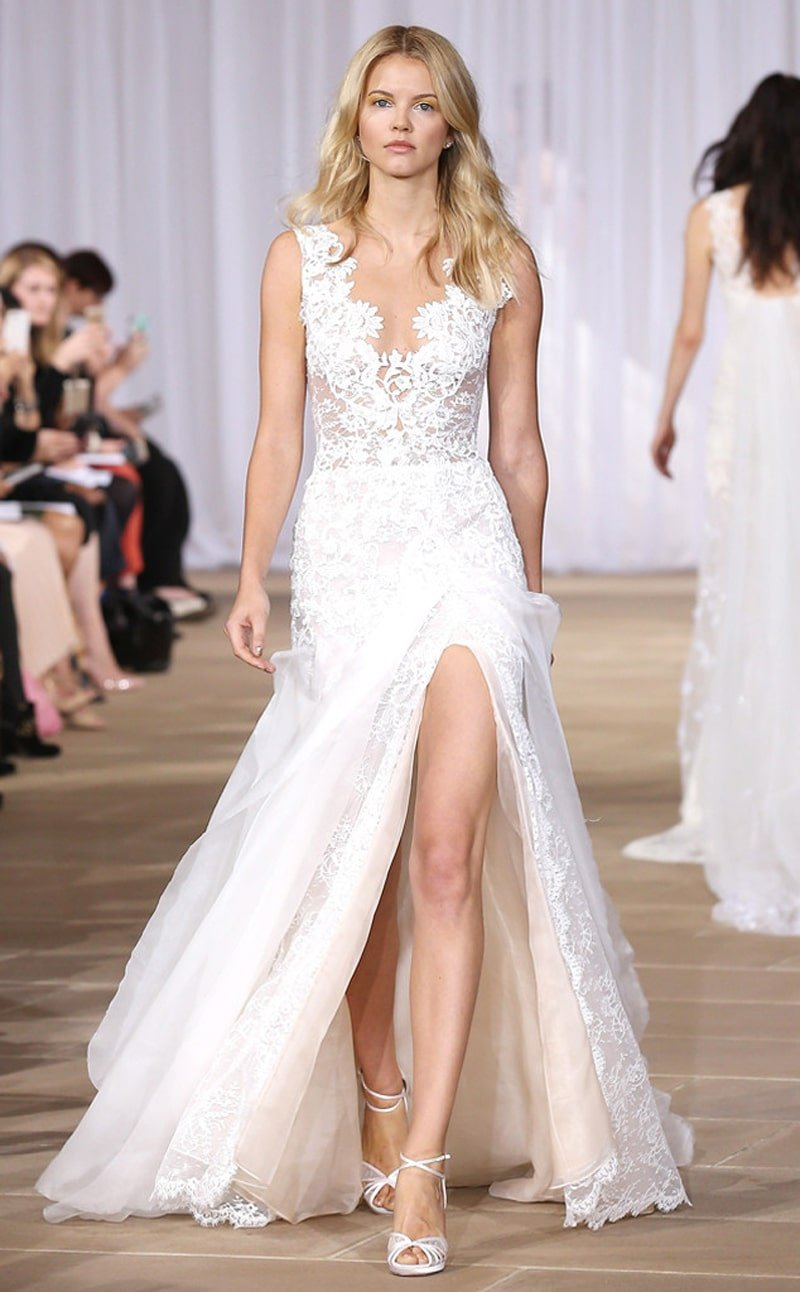 Ines Di Santo Jemal Countess slash Getty 1 - Five of the Best from New York Bridal Fashion Week