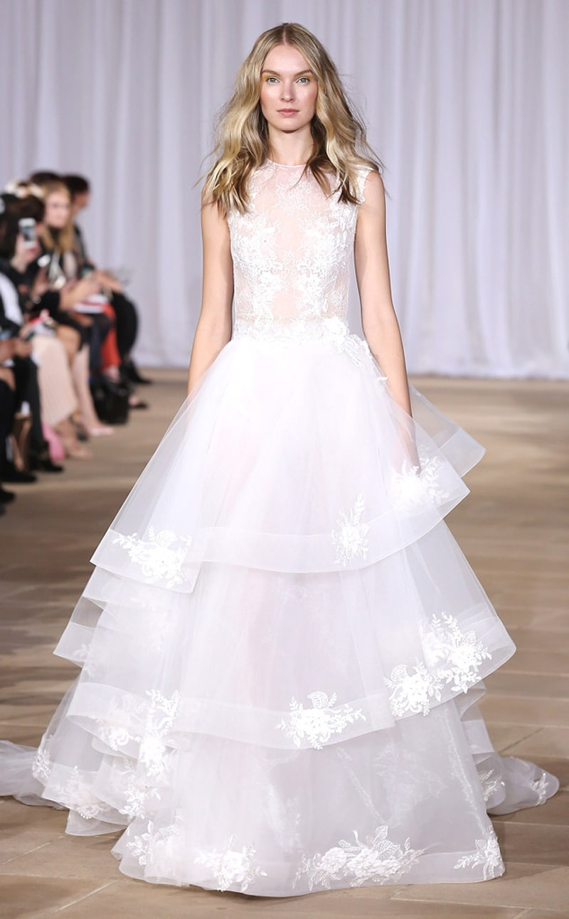Ines Di Santo Jemal Countess slash Getty 2 1 - Five of the Best from New York Bridal Fashion Week