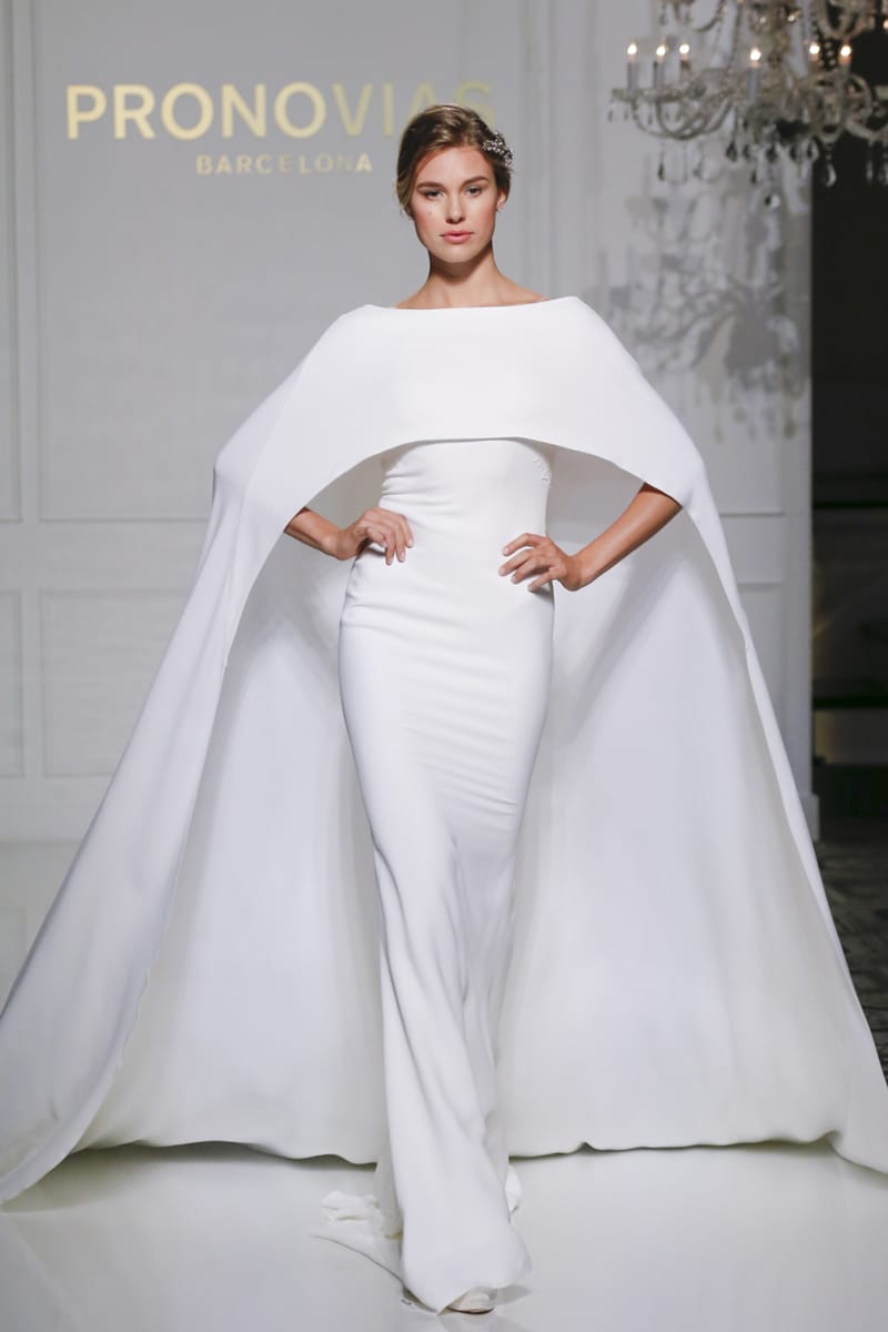 Provonias George Chinsee photog 1 2 - Five of the Best from New York Bridal Fashion Week