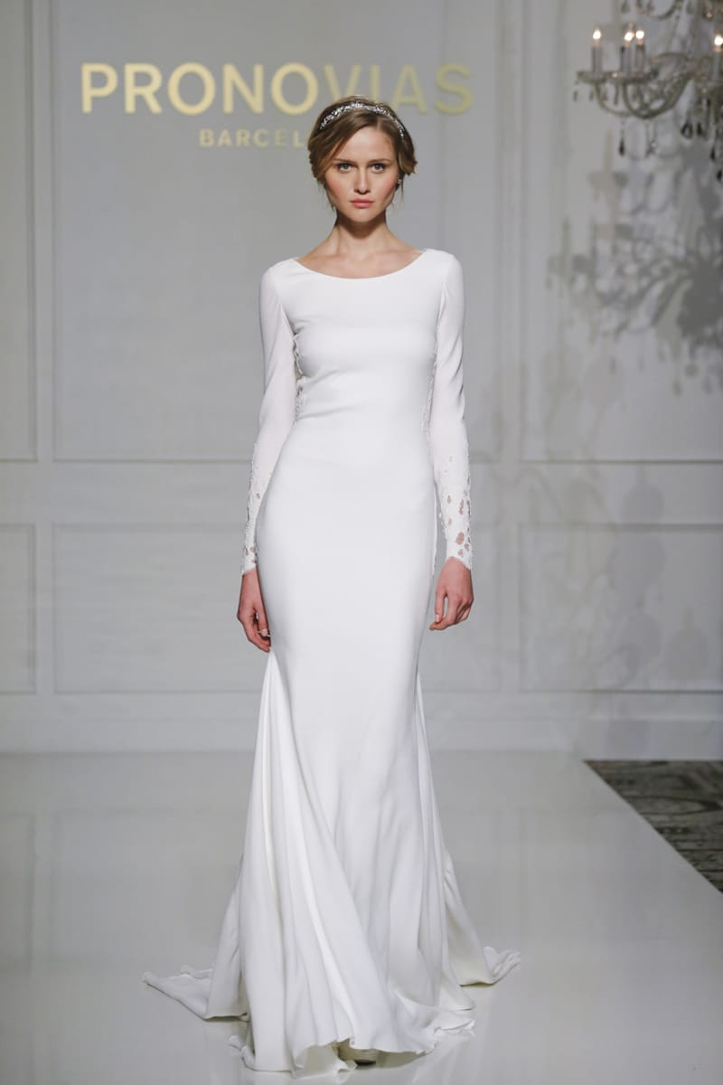 Provonias George Chinsee photog 2 1 - Five of the Best from New York Bridal Fashion Week