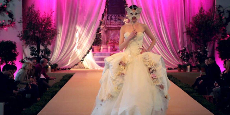 Brides the Show Opens Its Doors