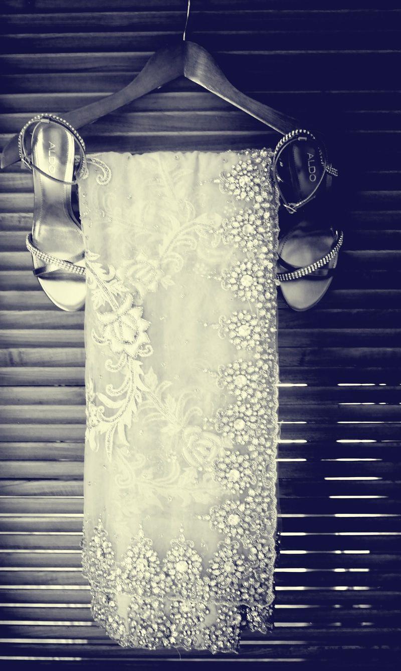 Pre Wedding dress shot