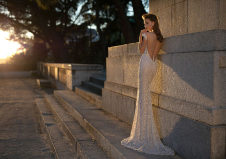 0O7A11211 450x316 - Berta Bridal bewitching fall 2016 collection