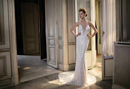 0O7A12901 450x308 - Berta Bridal bewitching fall 2016 collection
