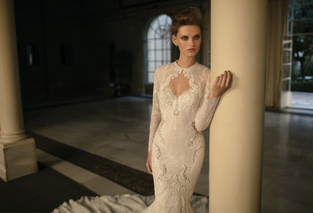 0O7A22981 450x307 - Berta Bridal bewitching fall 2016 collection