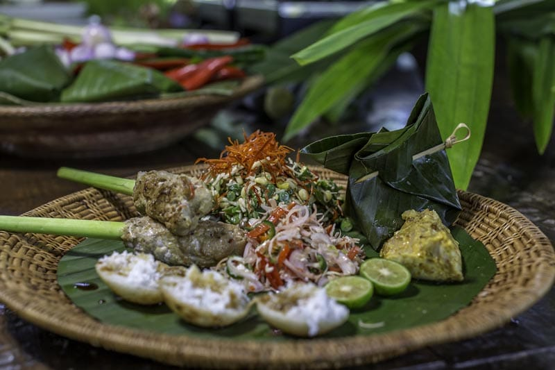 Thierry Dove photography: Cuisine in Bali