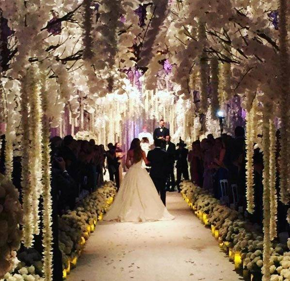Sofia Vergara wedding Nov 2015