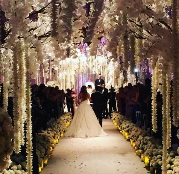 Sofia Vergara wedding Nov 2015