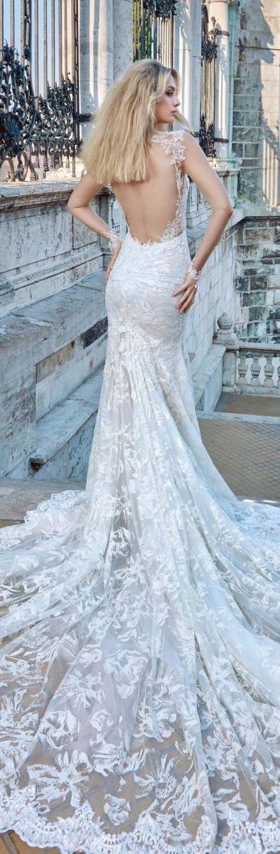 galia lahav fall 2016 ivory tower collection 1605 Gwen B 395 - All you need is Lahav: Two breathtaking Fall 2016 bridal collections