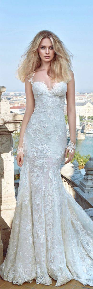 galia lahav fall 2016 ivory tower collection 1605 Gwen F 388 - All you need is Lahav: Two breathtaking Fall 2016 bridal collections