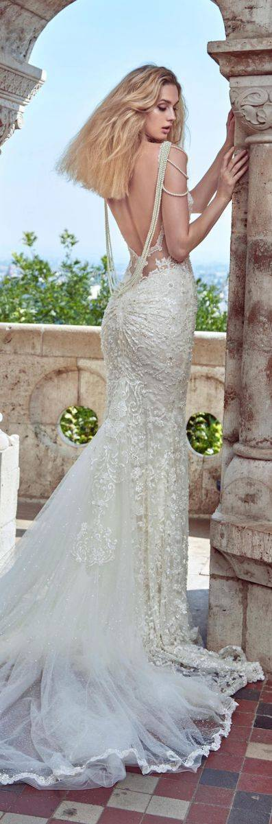 galia lahav fall 2016 ivory tower collection 1606 Delphine B - All you need is Lahav: Two breathtaking Fall 2016 bridal collections