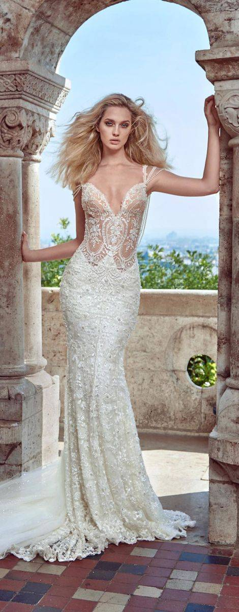 galia lahav fall 2016 ivory tower collection 1606 Delphine F - All you need is Lahav: Two breathtaking Fall 2016 bridal collections