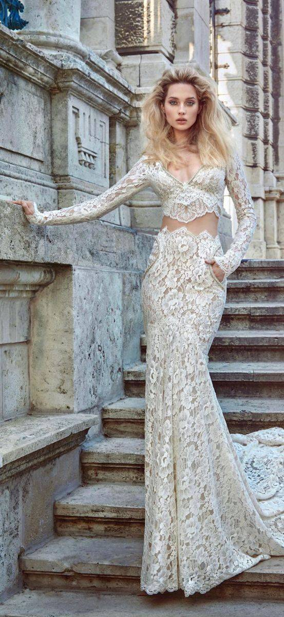 galia lahav fall 2016 ivory tower collection 1608 Morgan F 5 - All you need is Lahav: Two breathtaking Fall 2016 bridal collections