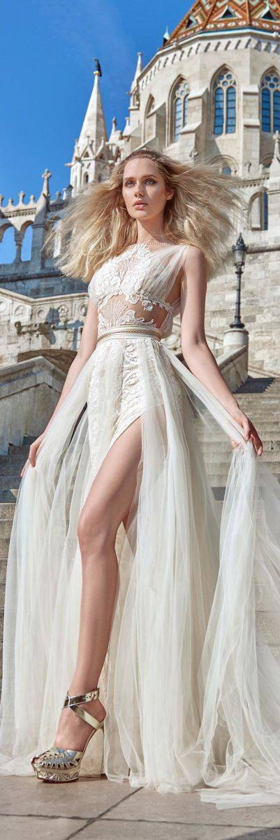 galia lahav fall 2016 ivory tower collection 1609 Flavia F 4 - All you need is Lahav: Two breathtaking Fall 2016 bridal collections