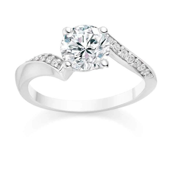 Diamond engagment rings