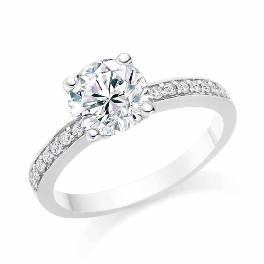 diamond engagement rings ring solitare tiffany cut blood solitaire princess whiteview style