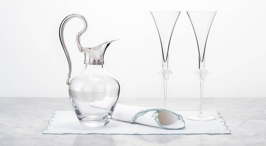 Glass and Water Jug