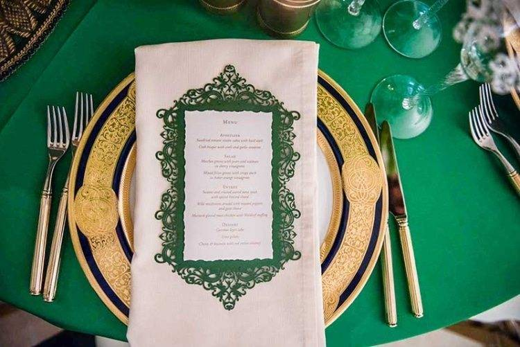 Intricate Creations - Think Shaadi and Scarlet Events - The May Fair Hotel