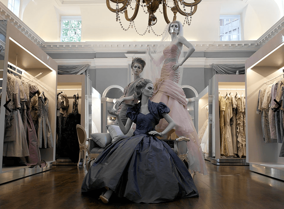 Ian Stuart's utterly fabulous Blewcoat headquarters