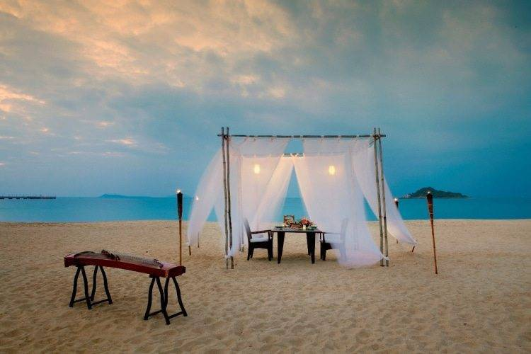 Banyan Tree Sanya - The legend of lovers bay