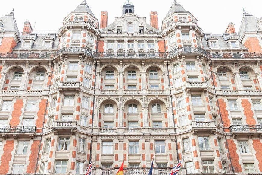 Mandarin Oriental London