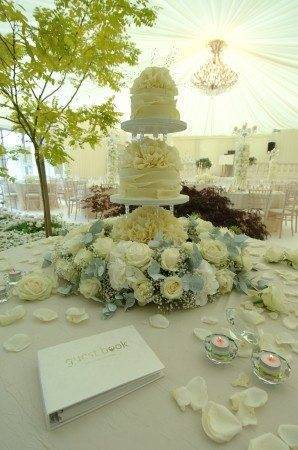 A Stunning White Wedding Theme by The Talyor Lynn Corporation
