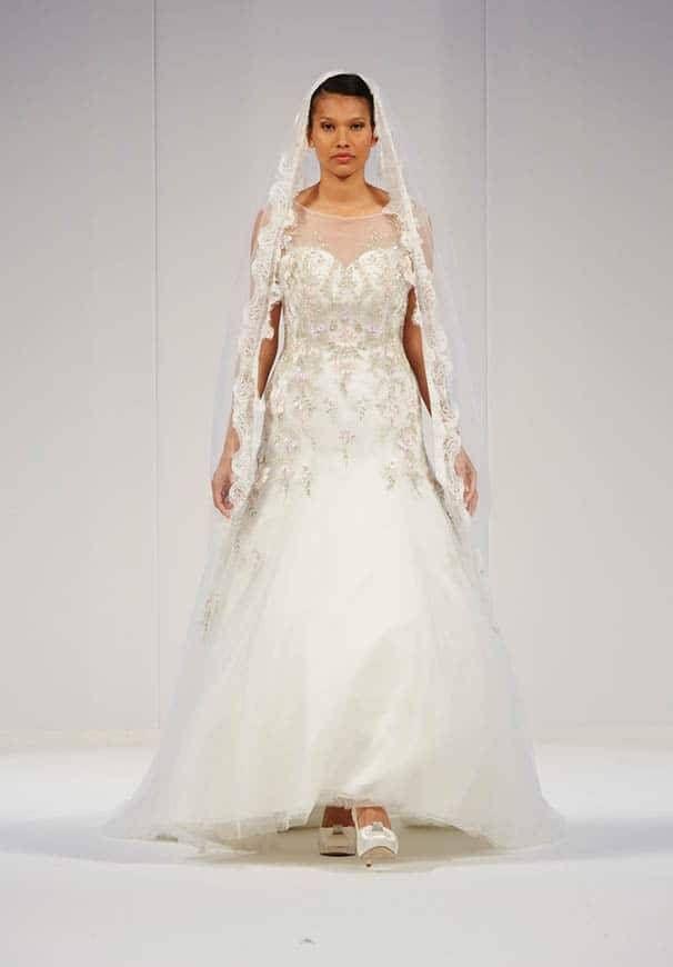 National Wedding Show 2016 catwalk
