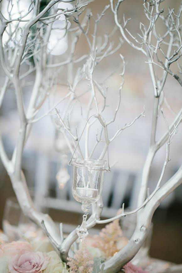 Wedding Tree With Candels